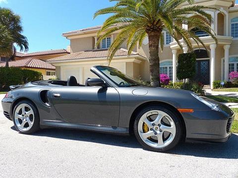 2005 Porsche 911 for sale in Pompano Beach, FL