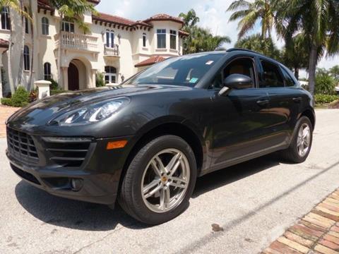2017 Porsche Macan for sale in Pompano Beach, FL
