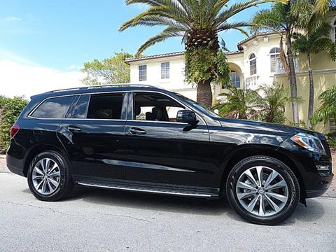 2016 Mercedes-Benz GL-Class for sale in Pompano Beach, FL