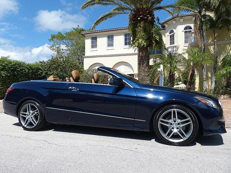2014 Mercedes-Benz E-Class for sale at Lifetime Automotive Group in Pompano Beach FL