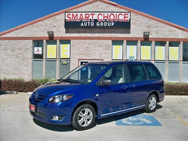 2004 Mazda Mpv Lx In Houston Tx Smart Choice Auto Group