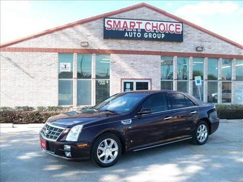 2008 cadillac sts for sale in houston tx. Black Bedroom Furniture Sets. Home Design Ideas