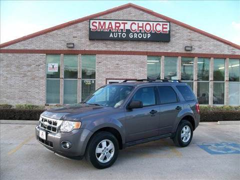 2012 Ford Escape For Sale In Texas