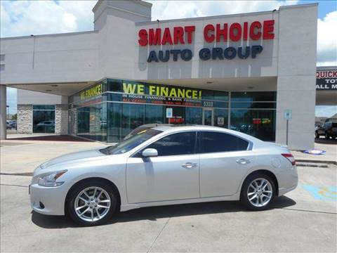 2011 nissan maxima for sale in texas. Black Bedroom Furniture Sets. Home Design Ideas