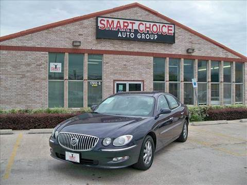 2008 buick lacrosse for sale in texas