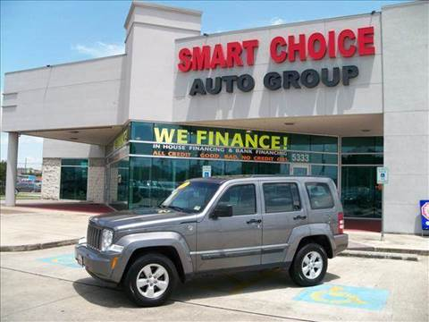 Used 2012 jeep liberty for sale in houston tx for Smart motors inc houston tx