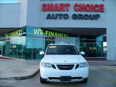 2008 Saab 9-7X for sale in Houston, TX