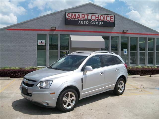 2013 Chevrolet Captiva Sport LT 4dr SUV   Houston TX