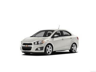 2012 Chevrolet Sonic LT 4dr Sedan w/2LT - Houston TX