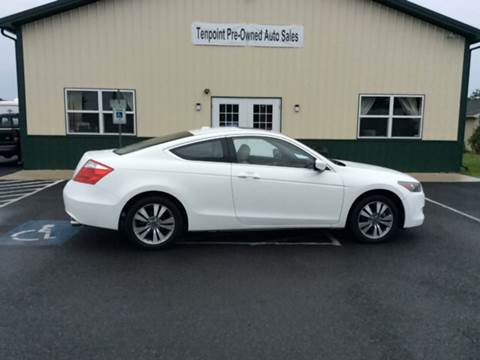 2010 Honda Accord for sale in Martinsburg, WV