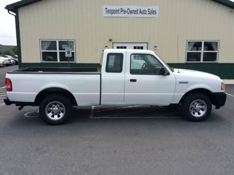 2011 Ford Ranger for sale in Martinsburg, WV