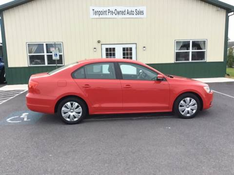 2012 Volkswagen Jetta for sale in Martinsburg, WV