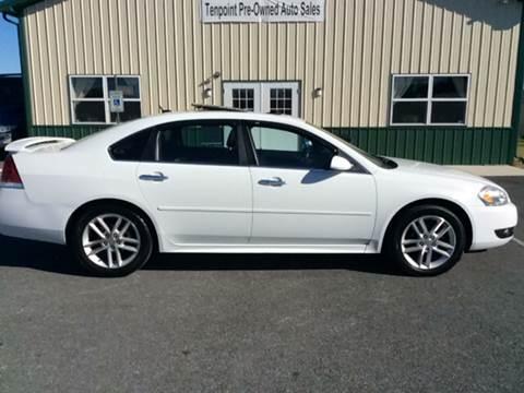 2013 Chevrolet Impala for sale in Martinsburg, WV