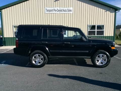 2006 Jeep Commander for sale in Martinsburg, WV