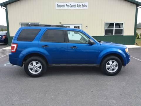 2012 Ford Escape for sale in Martinsburg, WV