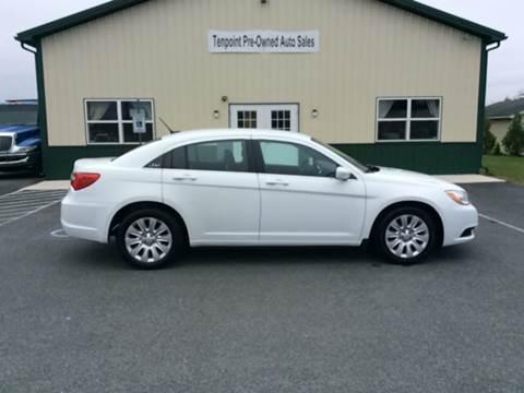 2013 Chrysler 200 for sale in Martinsburg, WV