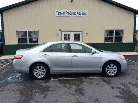 2007 Toyota Camry for sale in Martinsburg, WV