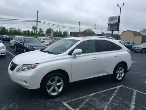 2011 Lexus RX 350 for sale in Martinsburg, WV