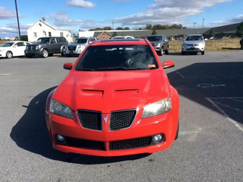 2009 Pontiac G8 for sale in Martinsburg, WV