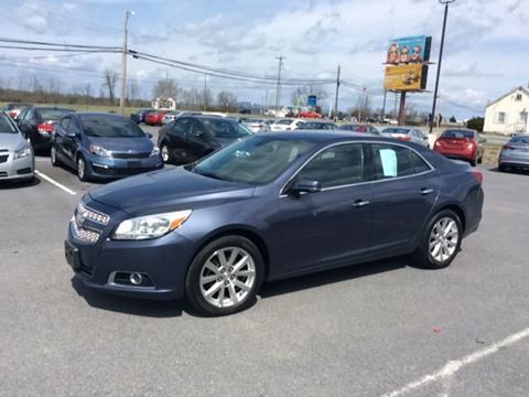 2013 Chevrolet Malibu for sale in Martinsburg, WV