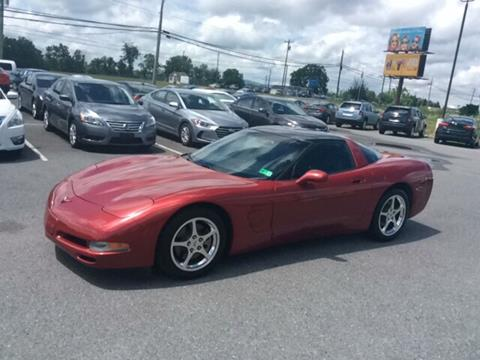 2004 Chevrolet Corvette For Sale In Martinsburg Wv