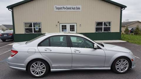 2009 Mercedes-Benz C-Class for sale in Martinsburg, WV