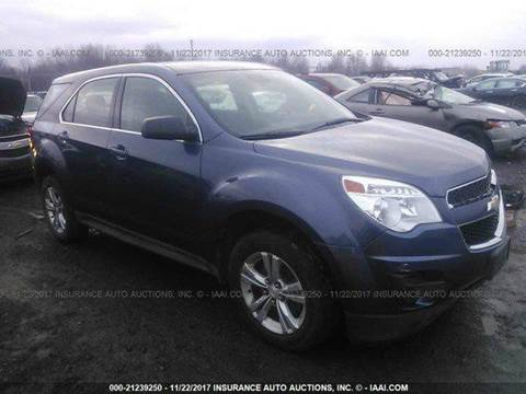 2013 Chevrolet Equinox for sale at Everything Automotive in Tonawanda NY