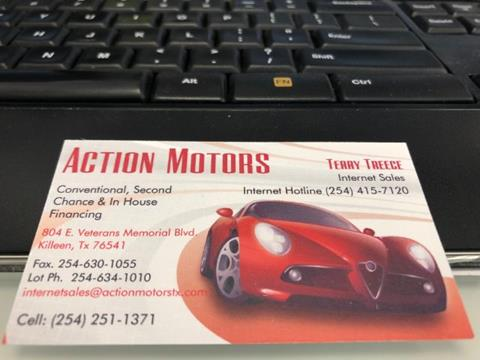 Buick for sale in killeen tx for Action motors killeen tx