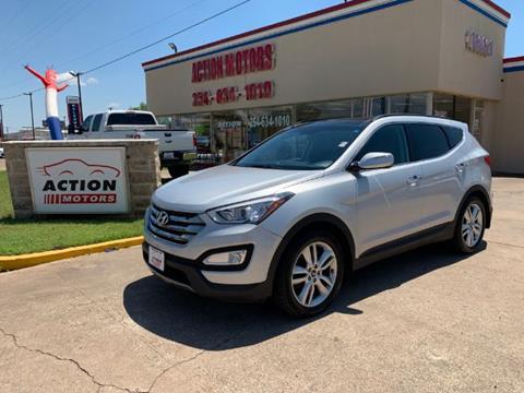 2014 Hyundai Santa Fe Sport for sale in Killeen, TX