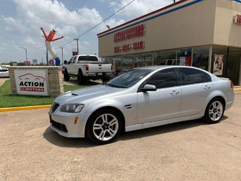 2009 Pontiac G8 for sale in Killeen, TX