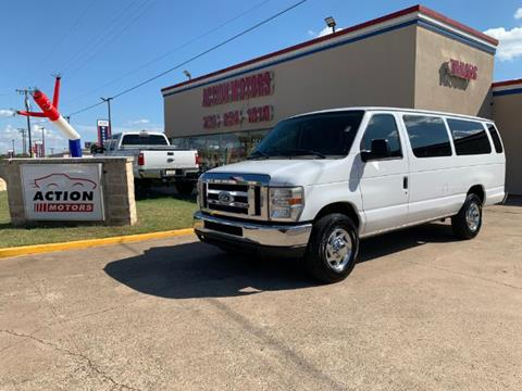 2009 Ford E-Series Wagon for sale in Killeen, TX