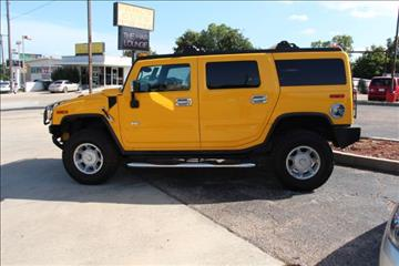 2003 HUMMER H2 for sale in Killeen, TX