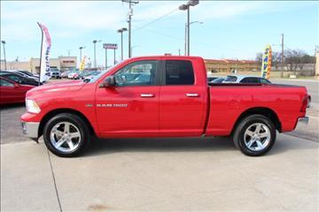 2011 RAM Ram Pickup 1500 for sale in Killeen, TX