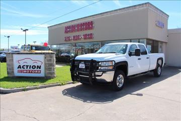 2011 Chevrolet Silverado 2500HD for sale in Killeen, TX