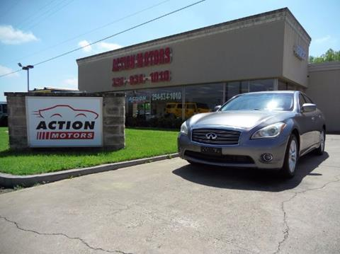 2011 Infiniti M37 for sale in Killeen, TX