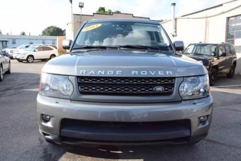 2011 Land Rover Range Rover Sport for sale in Philadelphia, PA
