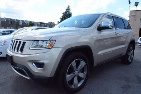 2014 Jeep Grand Cherokee for sale in Huntingdon Vally, PA