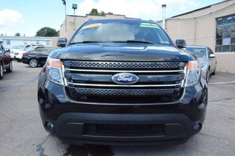 2013 Ford Explorer for sale in Huntingdon Vally, PA