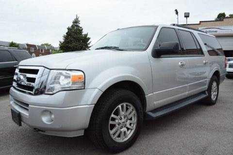 2012 Ford Expedition EL for sale in Philadelphia, PA