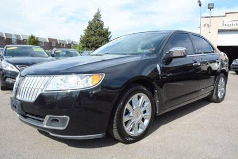 2010 Lincoln MKZ for sale in Philadelphia, PA