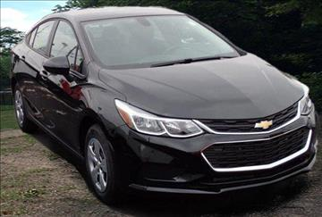 2017 Chevrolet Cruze for sale in Grangeville, ID