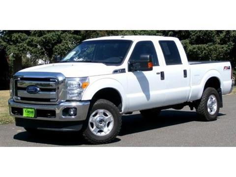 2015 Ford F-350 Super Duty for sale in Grangeville, ID