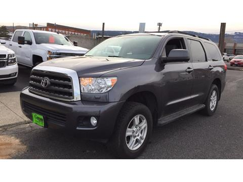 2013 Toyota Sequoia for sale in Grangeville, ID