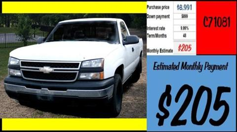 2007 Chevrolet Silverado 1500 Classic for sale in Grangeville, ID