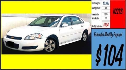 2010 Chevrolet Impala for sale in Grangeville, ID