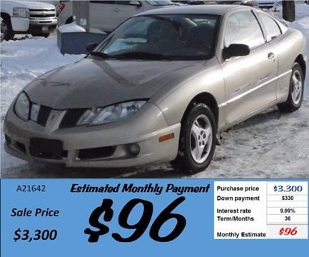 2005 Pontiac Sunfire for sale in Grangeville, ID
