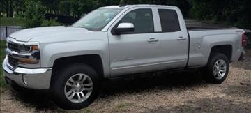 2017 Chevrolet Silverado 1500 for sale in Grangeville, ID