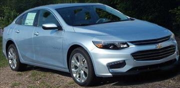 2017 Chevrolet Malibu for sale in Grangeville, ID