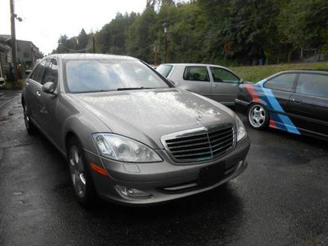 2007 Mercedes-Benz S-Class for sale at Royal Auto Sales, LLC in Algona WA