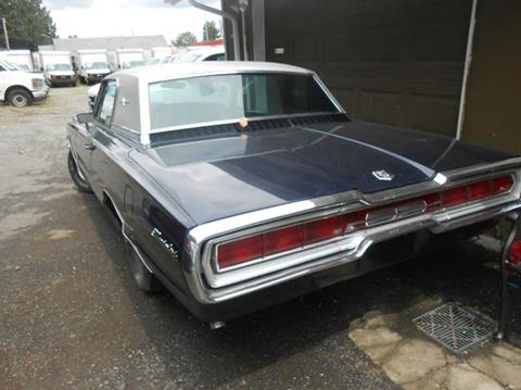 1966 Ford Thunderbird for sale at Royal Auto Sales, LLC in Algona WA